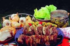 Вкусные рецепты: Супчик из маринованных огурчиков с гречневой крупой, Салат с Черноcливом, паштет из куриной печни